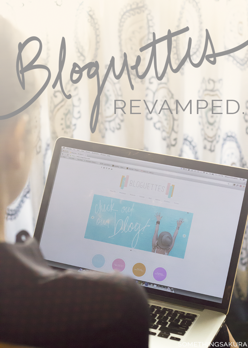 Bloguettes Revamped