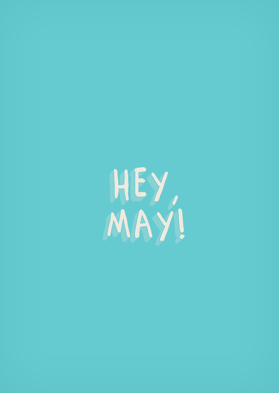Something Sakura: Hey, May.