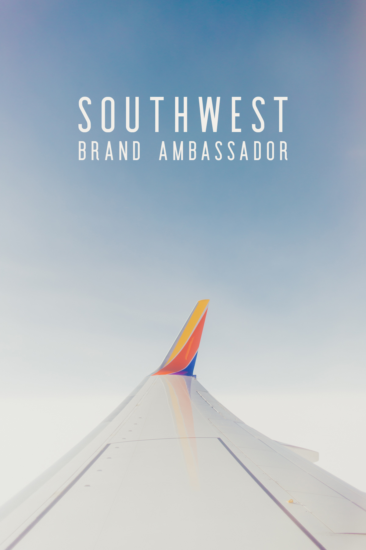 Something Sakura: Southwest Brand Ambassador