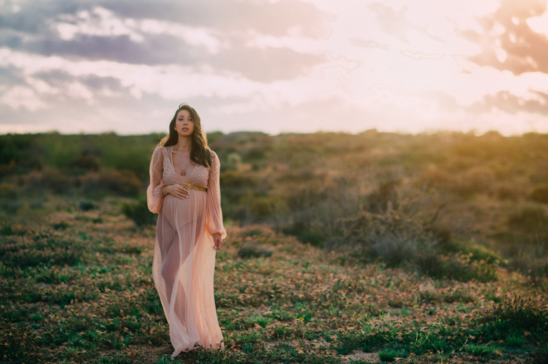 Something Sakura: Maternity Photos with Brianna Anderson