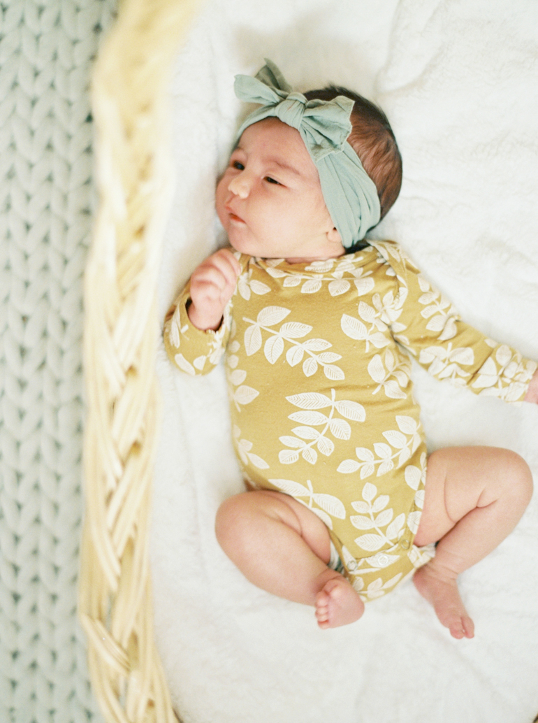 Something Sakura: Newborn Shoot + Nursery Reveal with Melissa Jill
