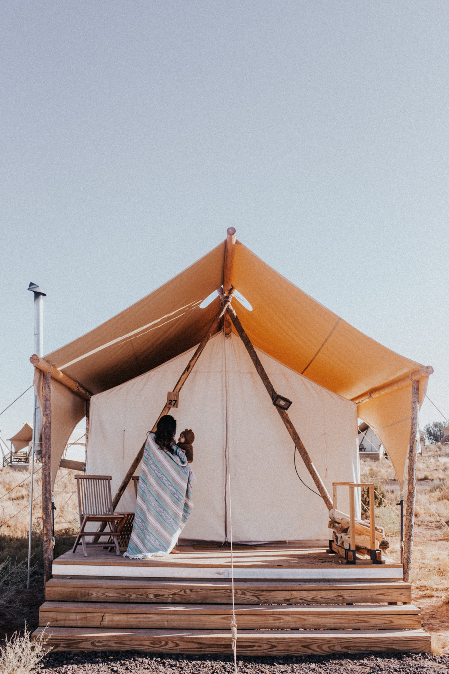 Glamping at The Grand Canyon with Lexus